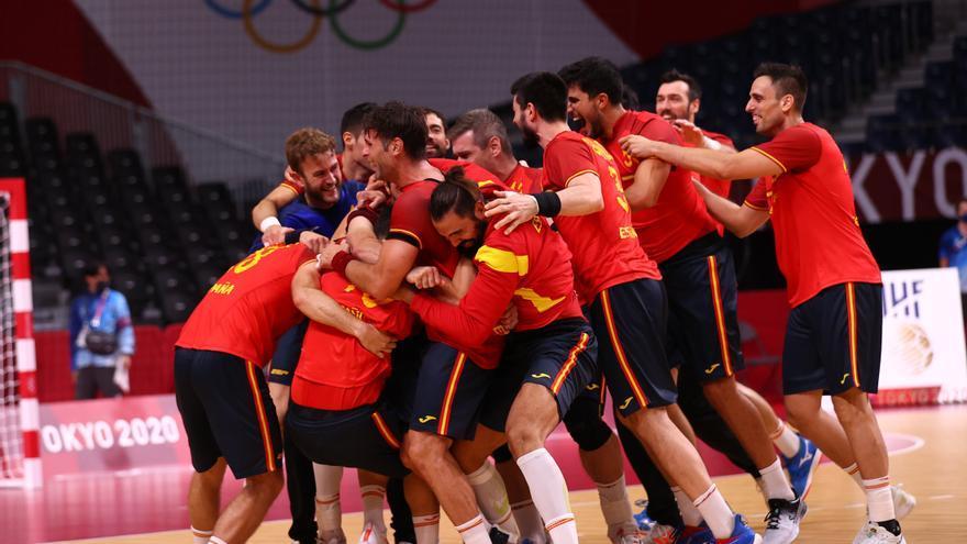 Los 'Hispanos' se agarran al bronce olímpico