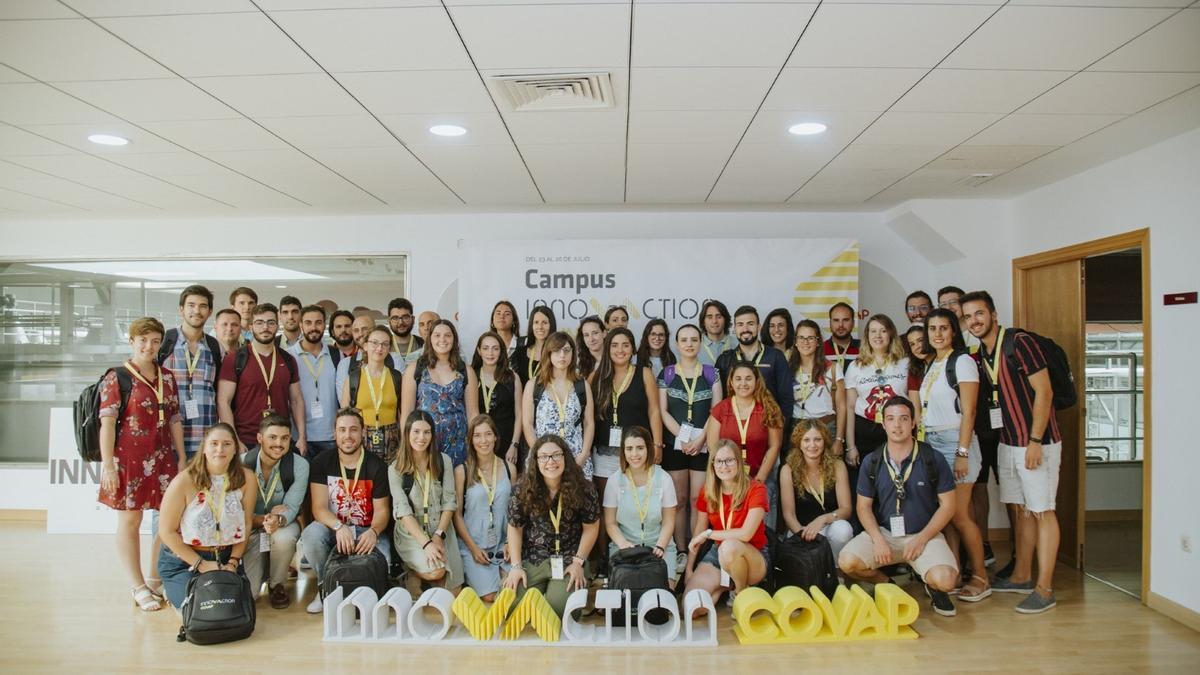 Edición anterior del Campus Innovaction Covap.