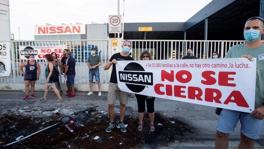 Nissan Iberia insisteix que la planta catalana «ja no és viable»
