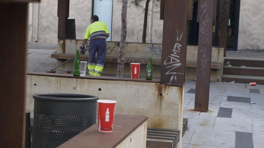 Cuatro denuncias en Zamora en la última semana por consumir drogas y alcohol en la calle
