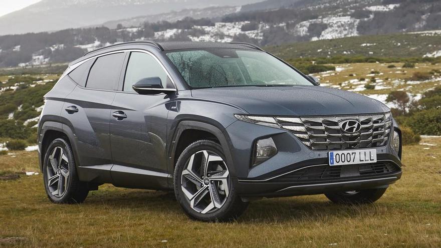 """El Hyundai Tucson empieza fuerte en los premios """"Coche del Año de los Lectores"""""""