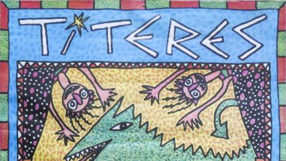 1984. Color, sátira e ingenuismo para Títeres La Bicicleta