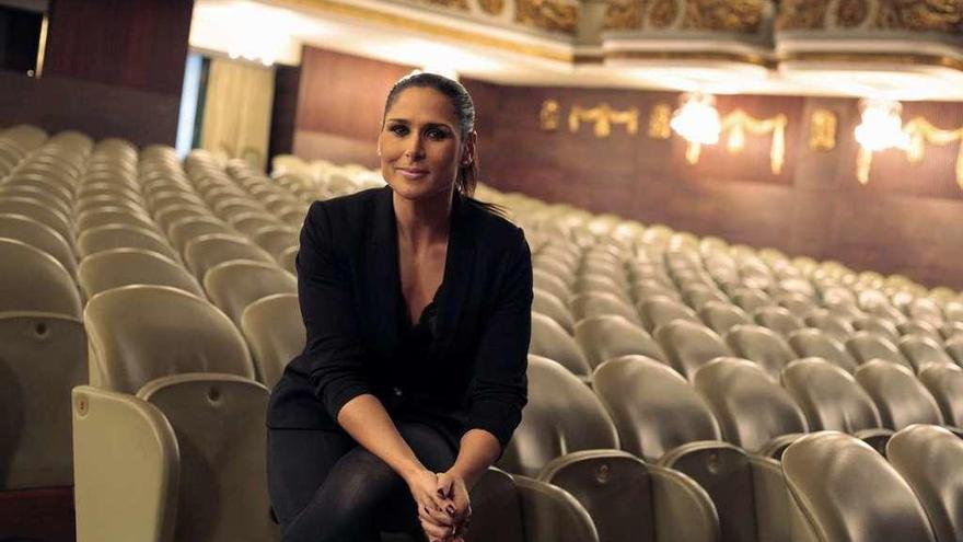 La cantante Rosa López apoyará hoy a una militar en 'Cámbiame'