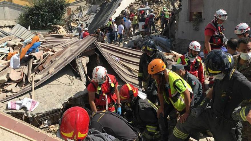 El terremoto de Italia dejó daños por valor de 4.000 millones de euros