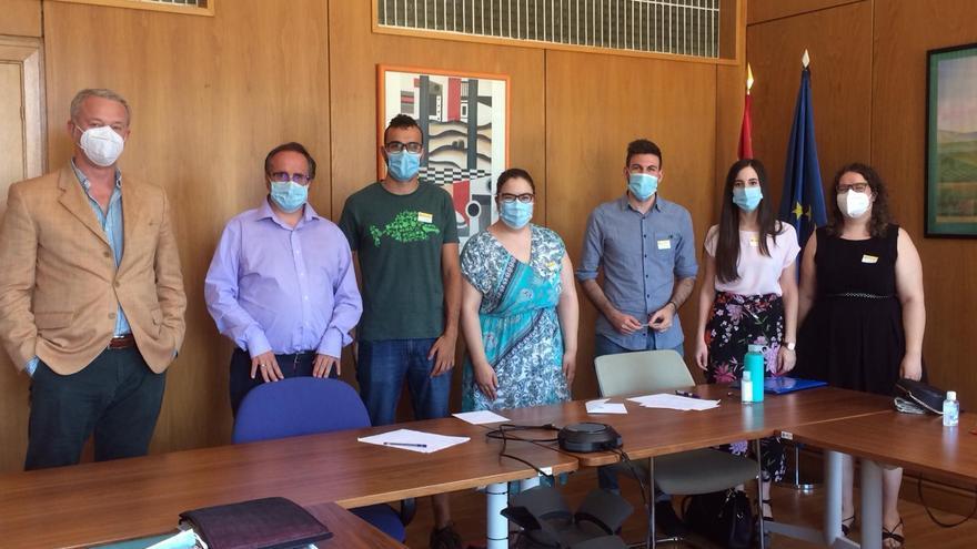 Jóvenes de Castilla y León acuden mañana al Senado para presentar sus propuestas contra la despoblación