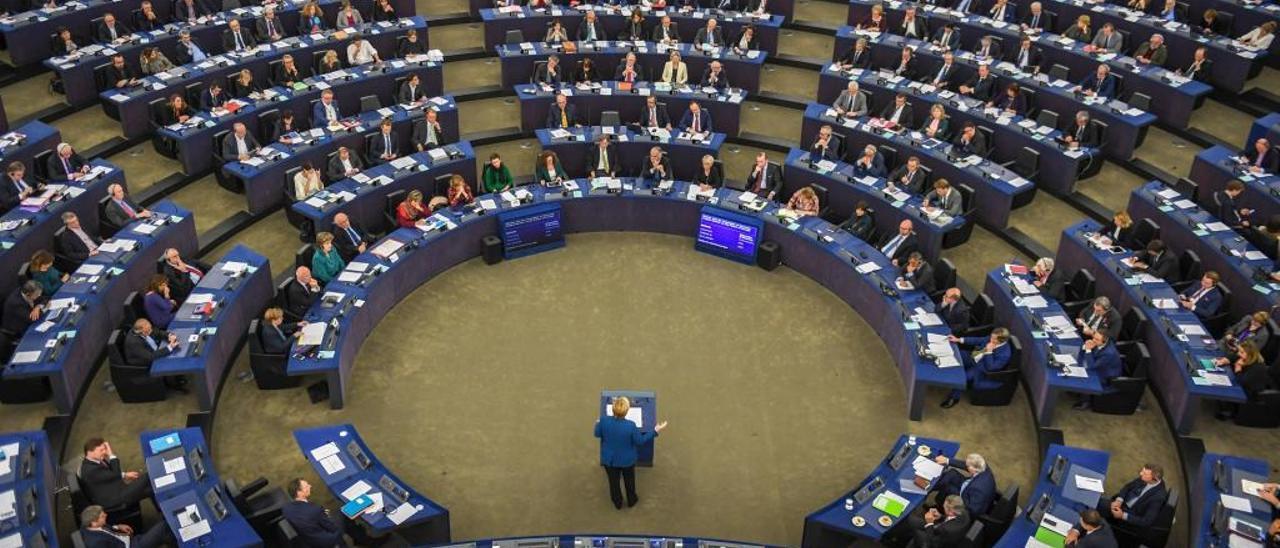 ¿Qué se elige en las elecciones europeas del 26M?