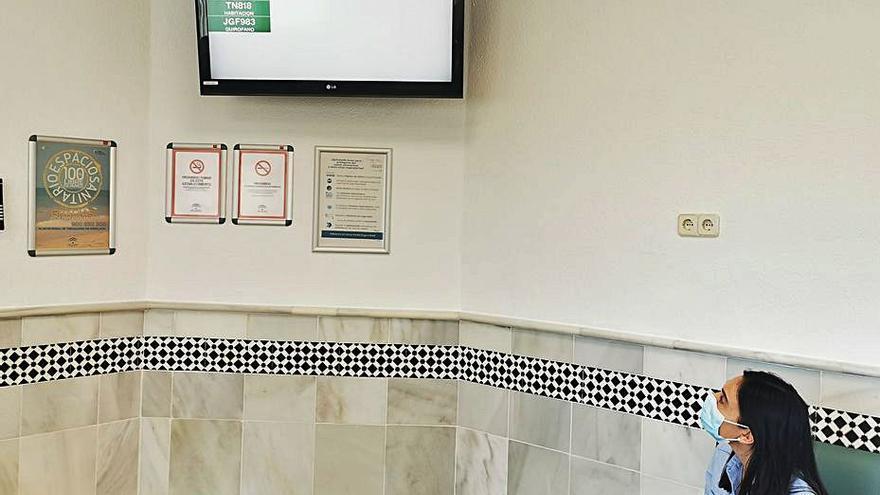 Nuevo sistema de llamadas en el área quirúrgica del Hospital Costa del Sol