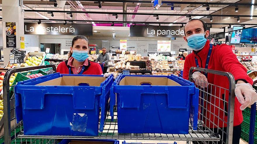 Carrefour abonará 200 euros a sus colaboradores