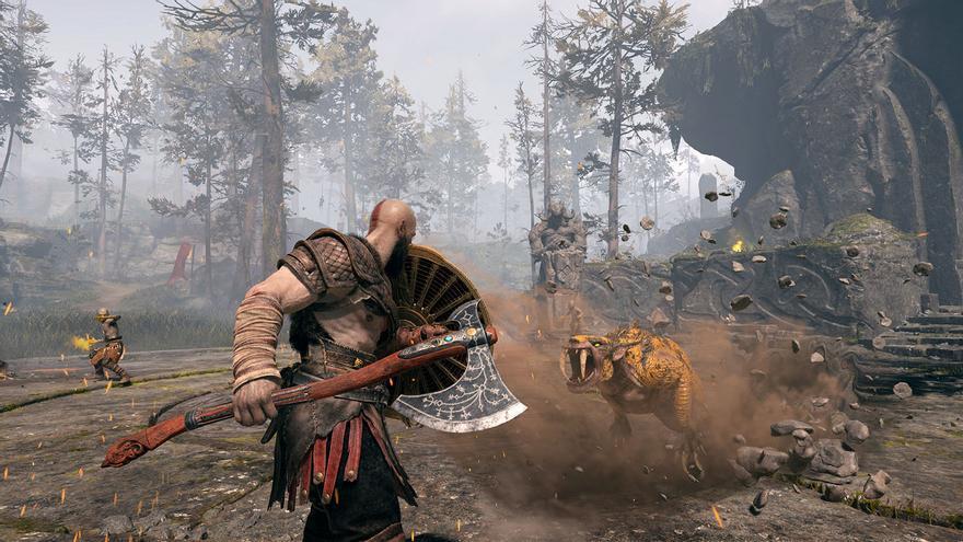 Sony confirma que 'God of War' llegará a PC a principios del próximo año