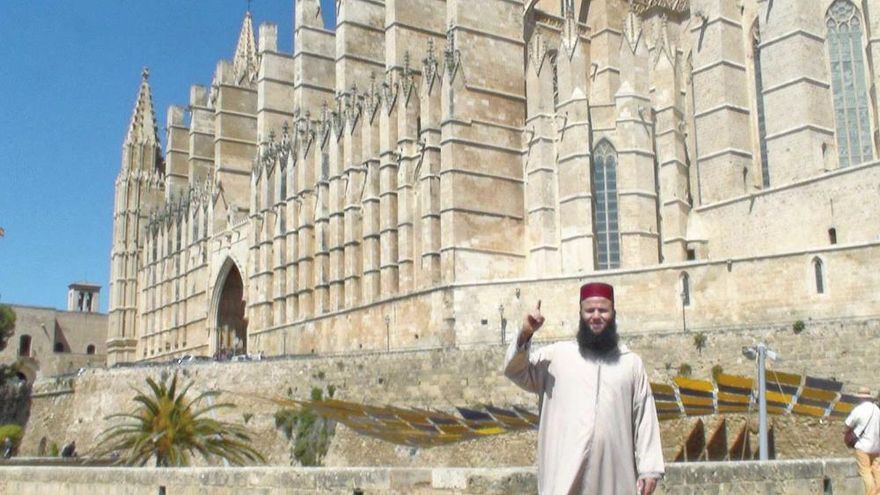 """El imán de la célula yihadista, en la Seu: """"Volverá la época islámica a Mallorca"""""""