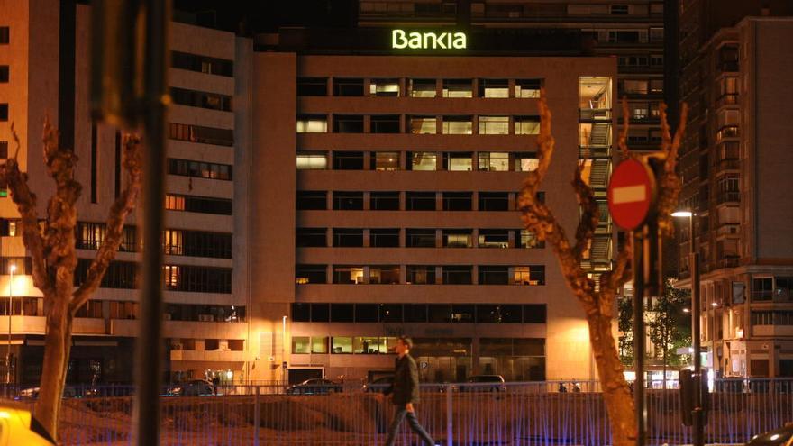 Bankia culmina la absorción de BMN