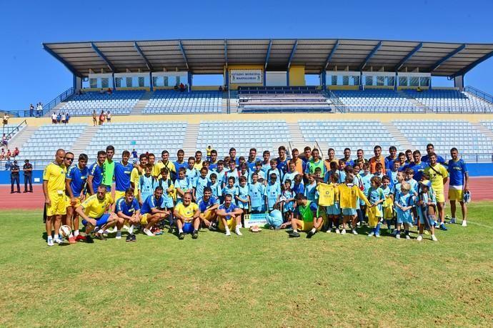 UD LAS PALMAS - PRETEMPORADA 2014/15