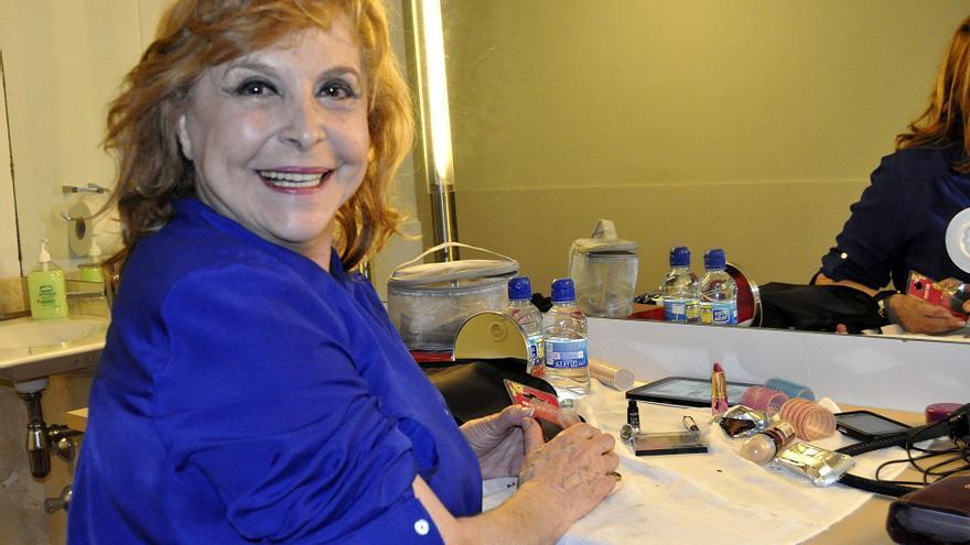 María Luisa Merlo, ochenta años respirando teatro