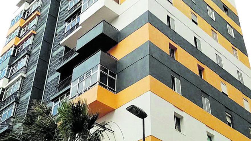 El precio de la vivienda usada en Canarias cae un 1,5% en mayo
