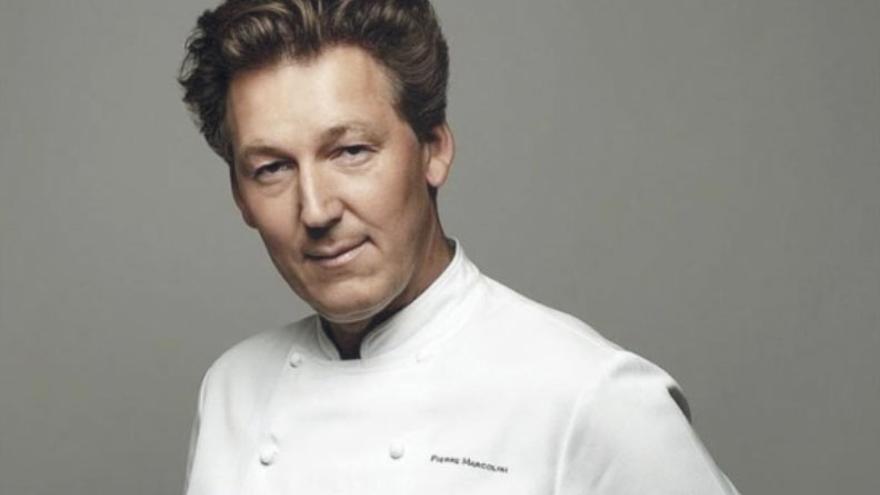 Pierre Marcolini,  el pastelero minimalista