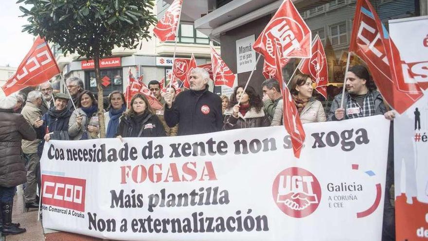 Los pagos del Fondo de Garantía Salarial caen un 61% en Galicia en solo dos años