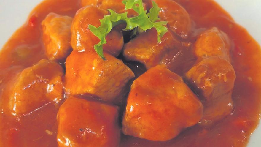 RECEPTA | Carn magra amb tomàquet