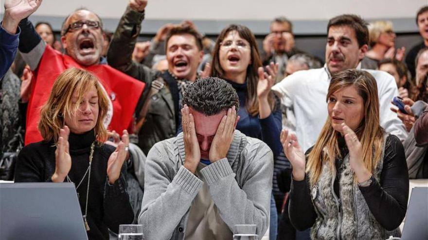 El Supremo valida el despido colectivo de RTVV