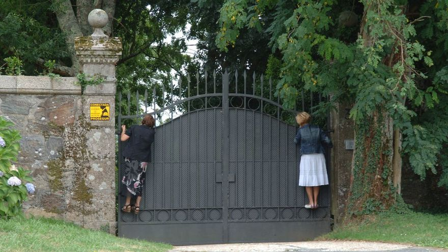 El pazo de Meirás reabrirá al público el 30 de enero pero solo para visitar los jardines
