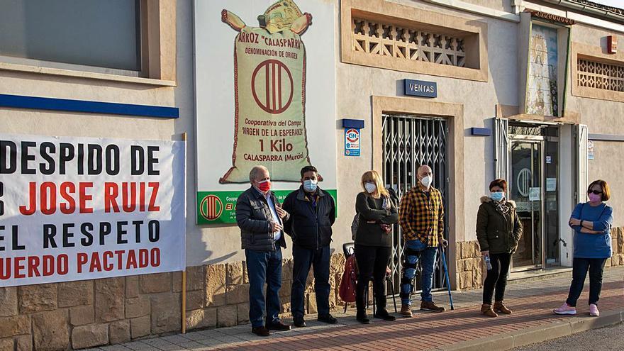 El Consejo de la cooperativa de Calasparra dimite tras la reprobación de los socios