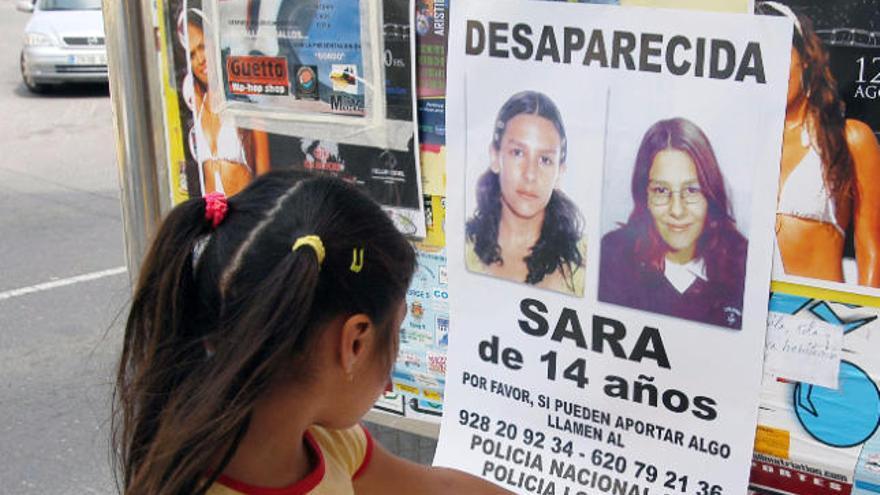 Sin noticias de Sara Morales
