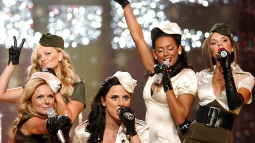 La noche de pasión entre dos Spice Girls sale a la luz