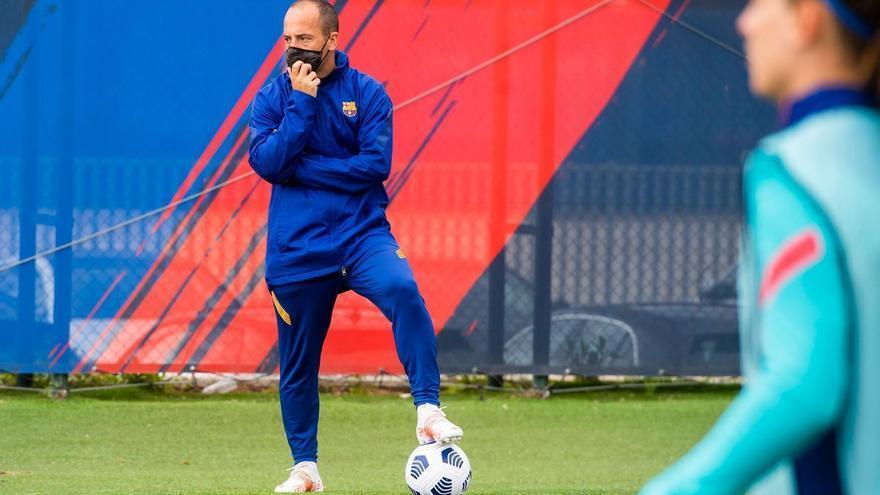 Lluís Cortés deja el Barça femenino