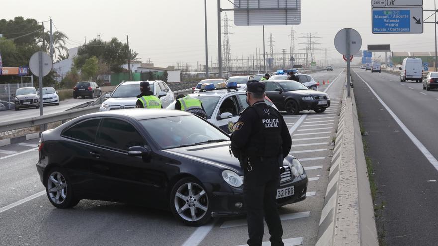 Detenido en Elche por portar 26 gramos de cocaína entre su ropa