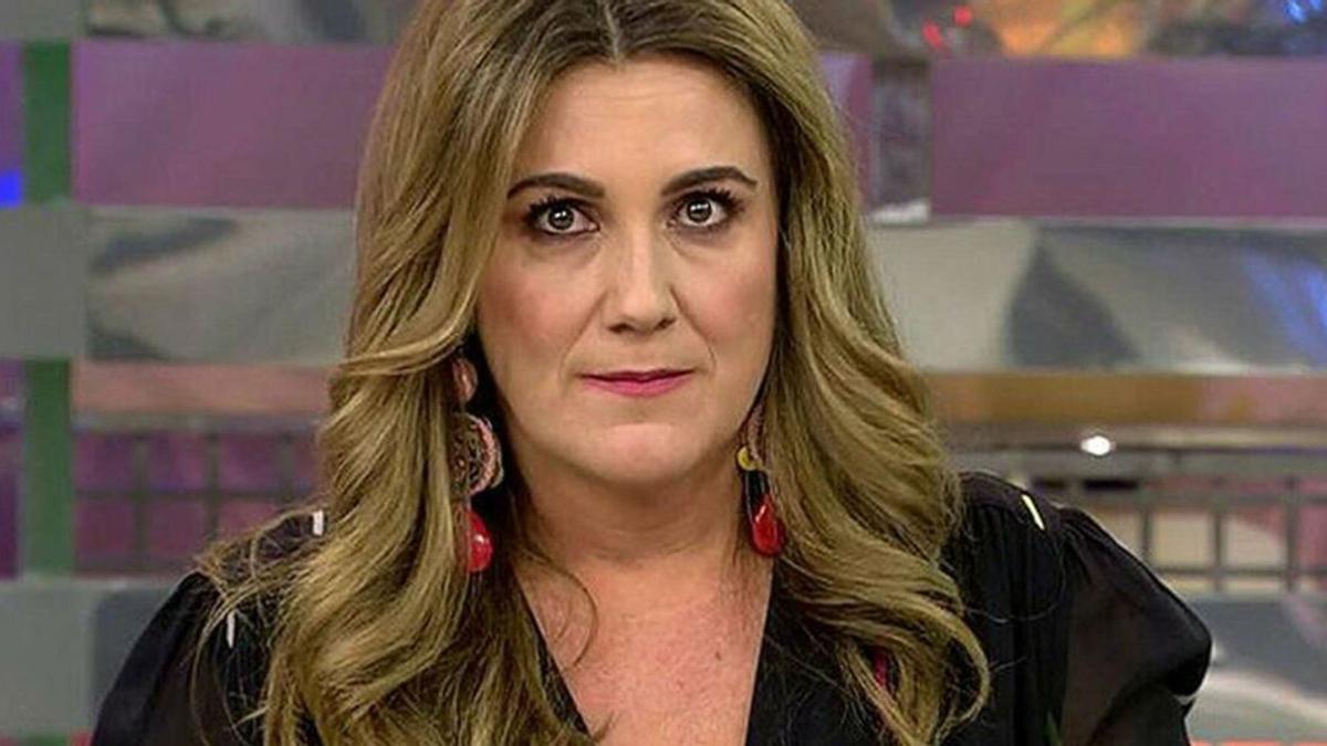 Carlota Corredera en Sálvame