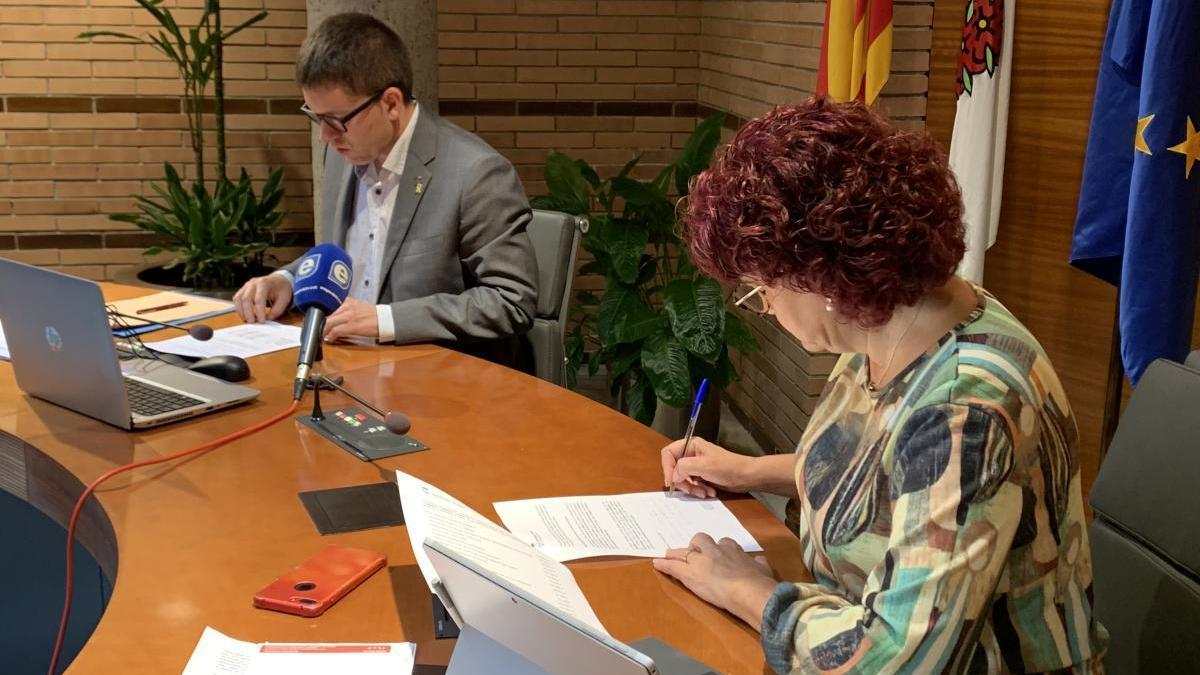 Roses aprova el pressupost municipal del 2021, amb 38,5 milions d'euros