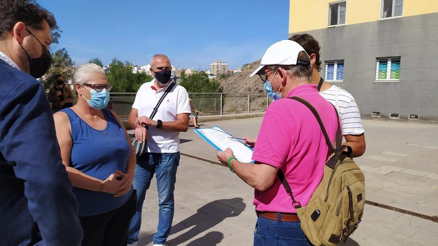 Dos iniciativas en El Polvorín y Barrio Atlántico refuerzan el compromiso vecinal