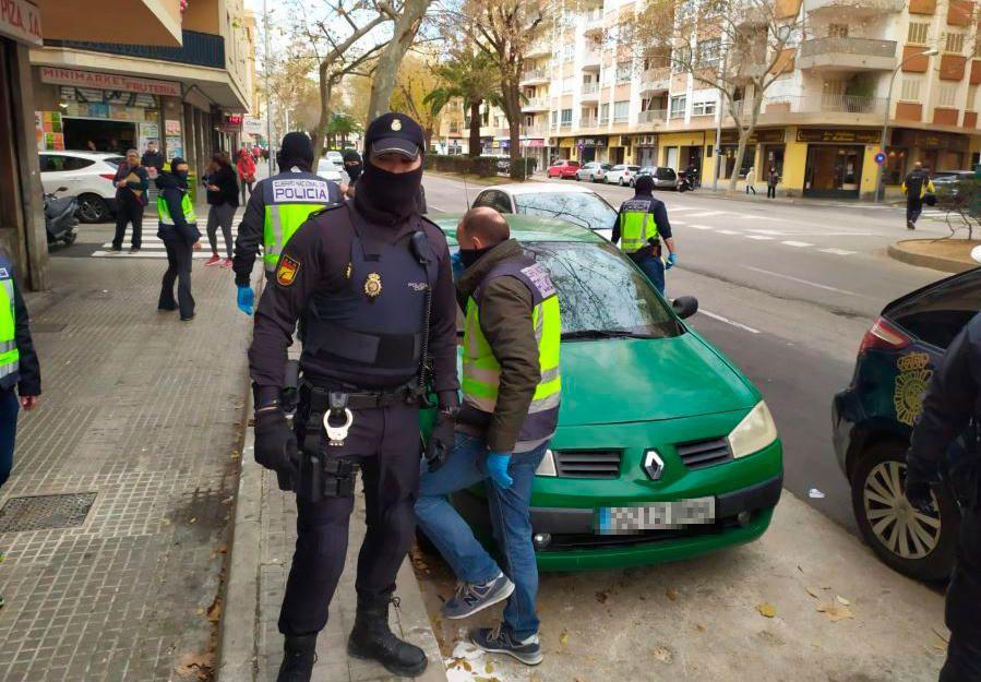 La Policía desmantela la banda de moteros United Tribuns Nomads