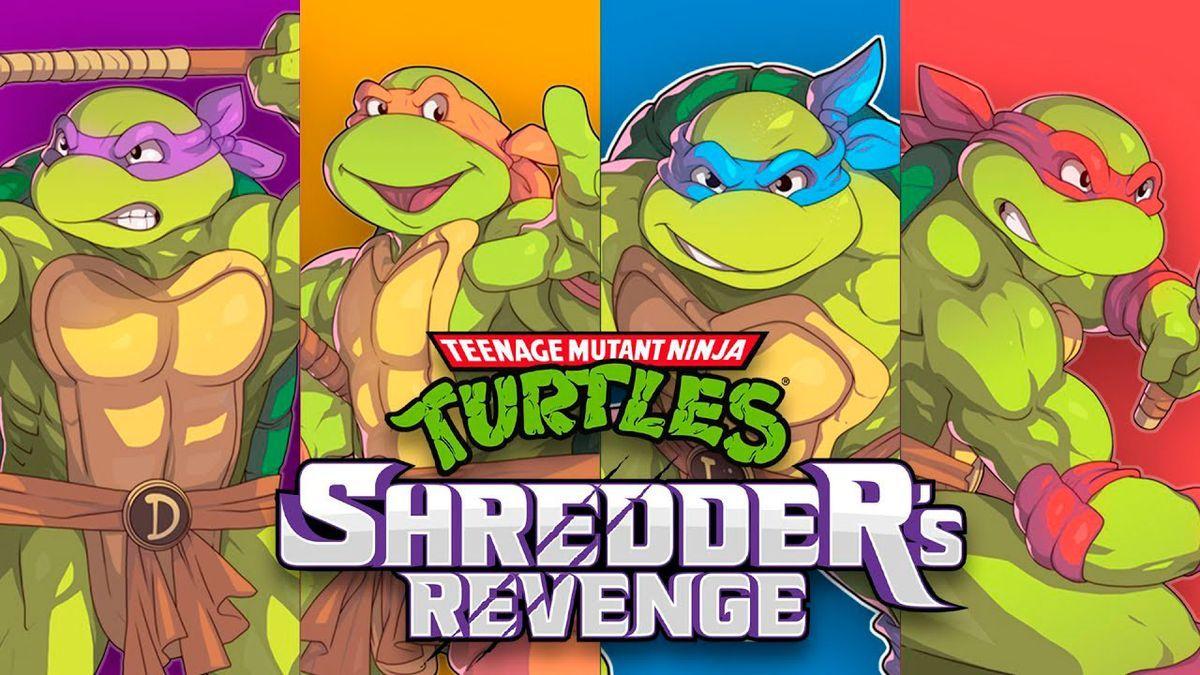 Teenage Mutant Ninja Turtles: Shredder's Revenge también se apunta a Switch,