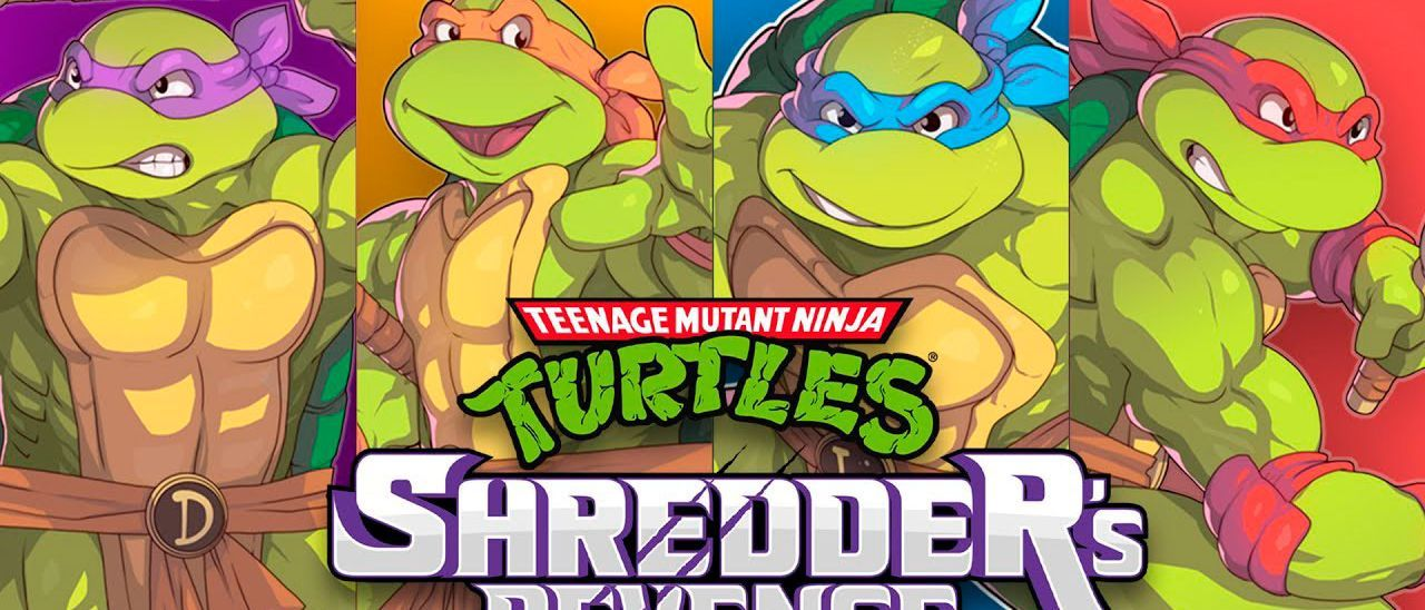 Teenage Mutant Ninja Turtles: Shredder's Revenge también se apunta a Switch