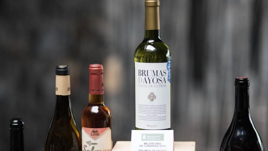 Tenerife logra 25 galardones en el concurso mundial de vinos extremos