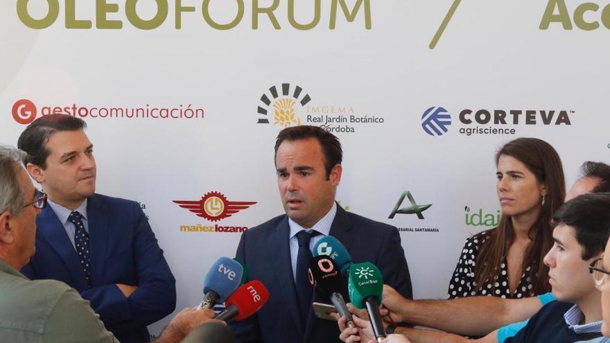 Los aranceles y el precio del aceite, también a debate en ÓleoForum