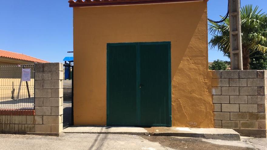 El suministro de agua de Zamora a La Hiniesta requerirá la instalación de un nuevo depósito