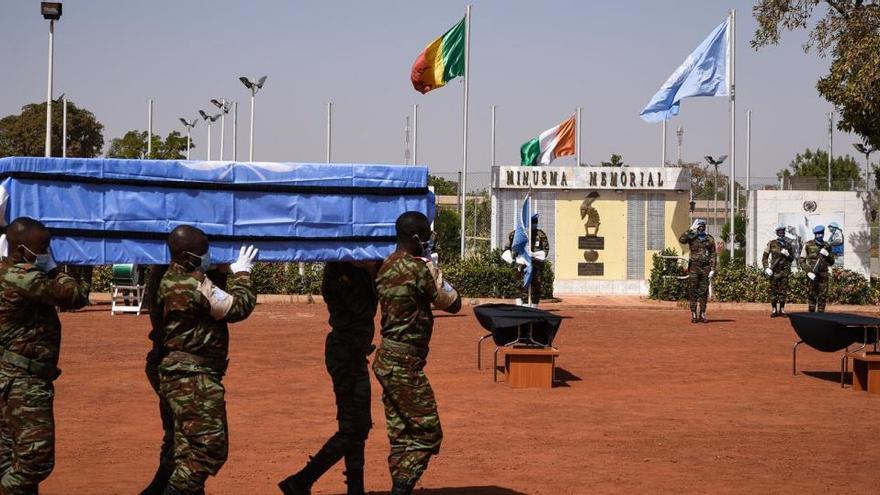 Al menos nueve soldados muertos en un ataque yihadista en Malí