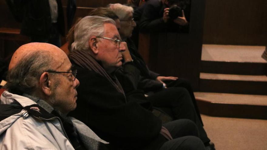 L'Audiència de Barcelona ordena l'ingrés immediat a presó de Millet i Montull