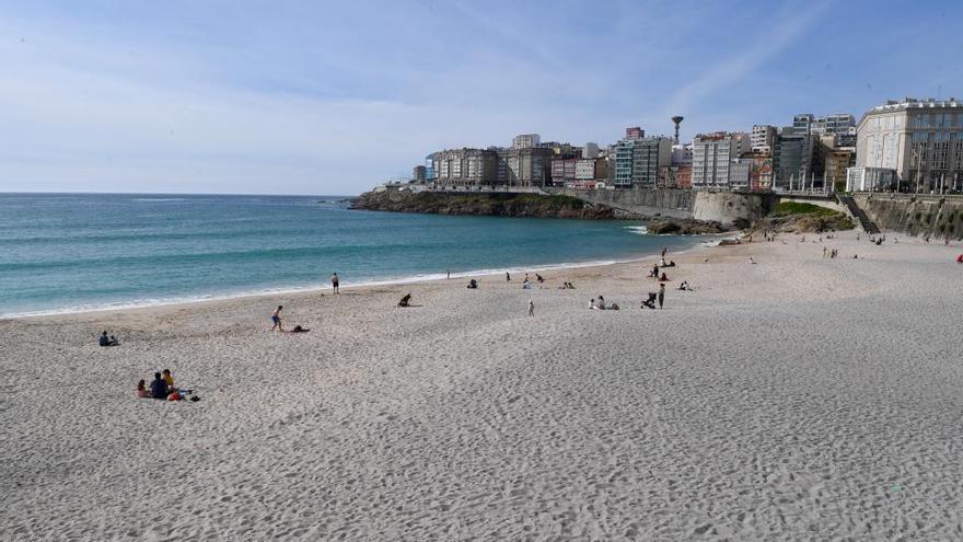 El tiempo en A Coruña será seco y soleado este fin de semana