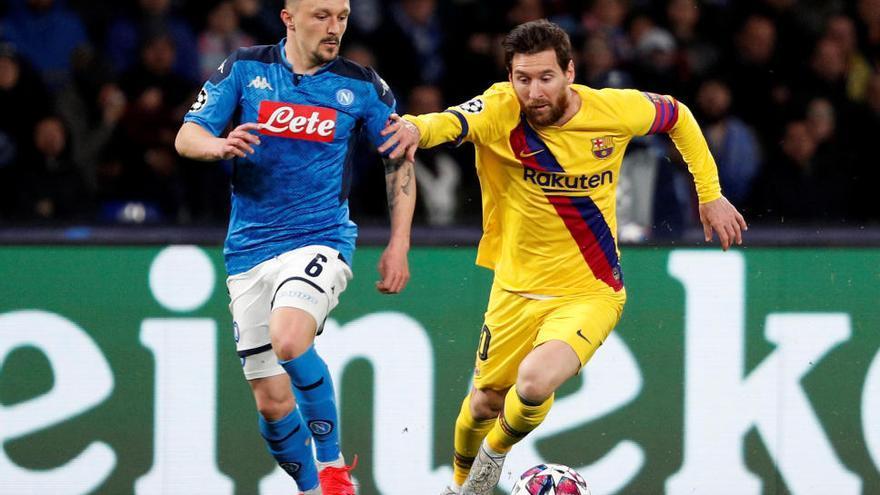 Griezmann treu or d'un altre dia espès del Barça (1-1)