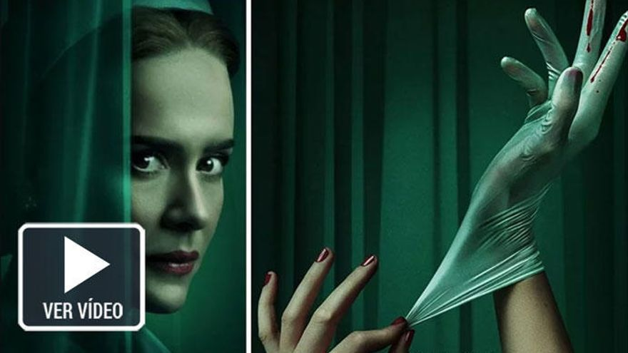 Netflix lanza el primer adelanto de 'Ratched'