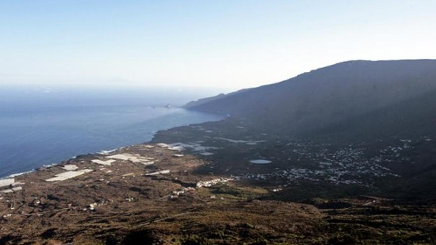 El Hierro, la isla del meridiano