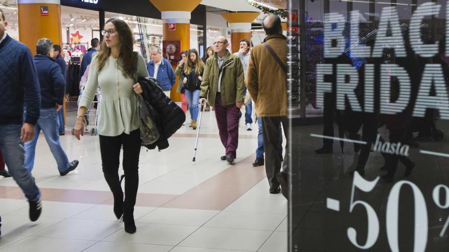 Black Friday 2020: ¿Hay aforo en los centros comerciales?