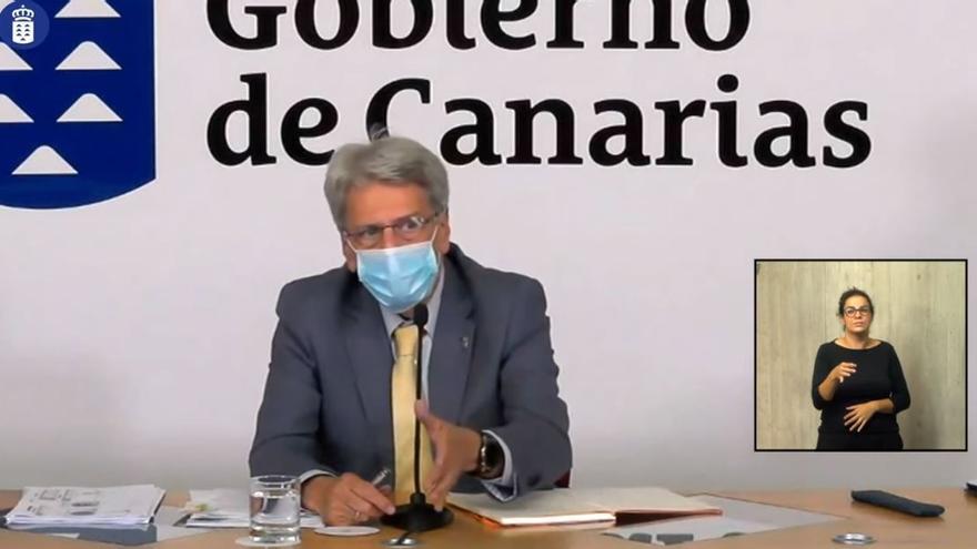 """Canarias no adopta """"de momento"""" nuevas fórmulas para la entrada de turistas"""