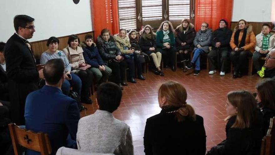 Semana Santa Zamora | Cuatro cofradías acogen a nuevos hermanos