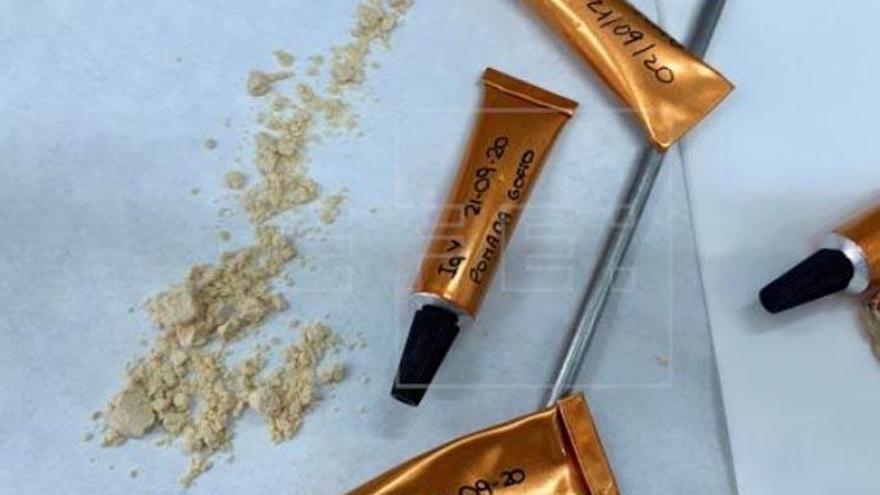 Presentan en Canarias una crema que evitaría el contagio de la COVID al comer