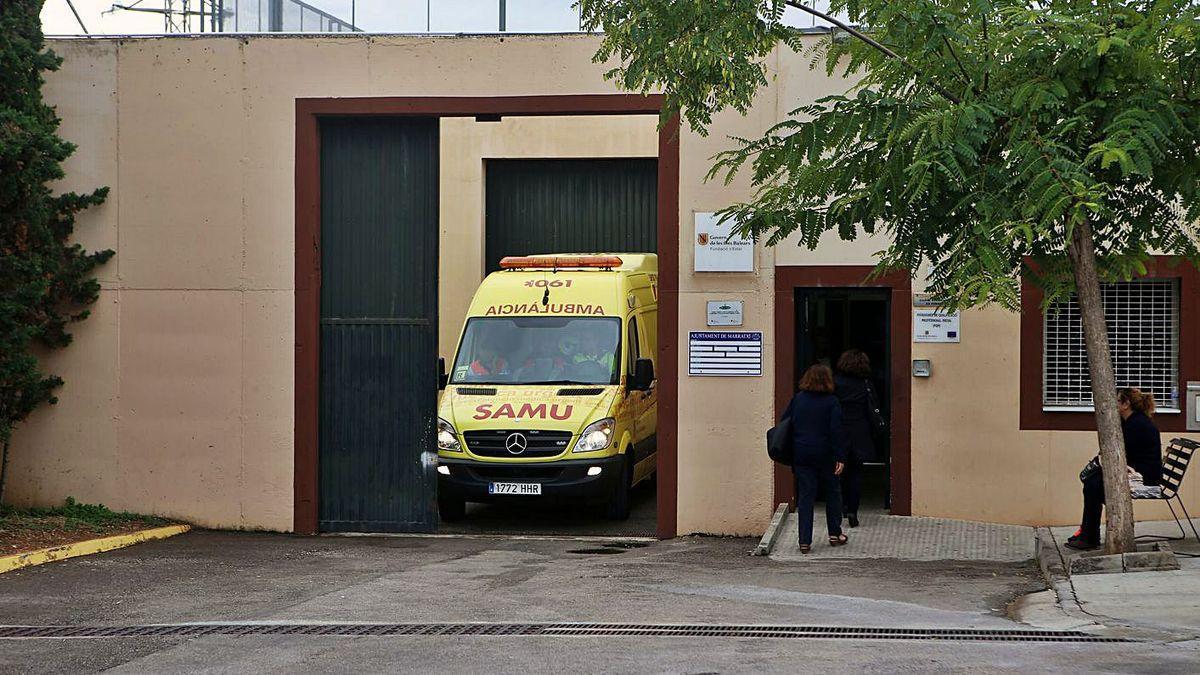 Centro de internamiento de es Pinaret, en Marratxí.