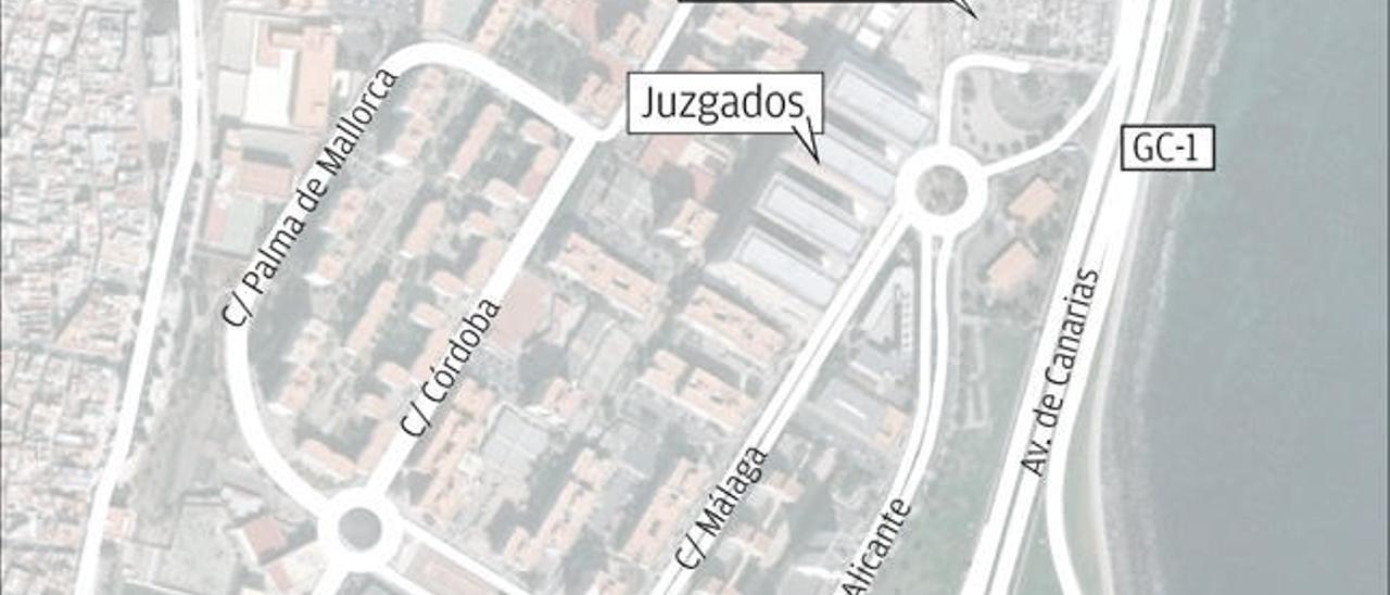 El cierre de la gasolinera del cementerio permite construir y prolongar la calle