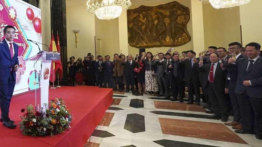 Múltiples actividades para celebrar el Año Nuevo chino en España